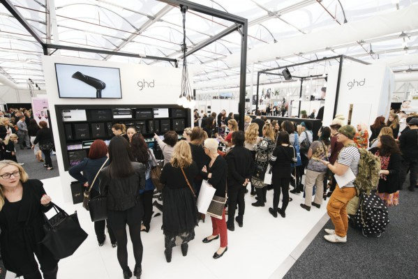 Hair Expo Stands : The ghd stand at hair expo styleicons